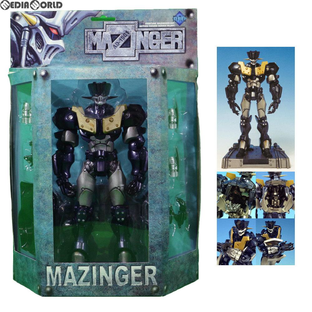 【中古】[FIG]MAZINGER 1901(マジンガー 1901) マジンガーZ 完成品 可動フィギュア アートストーム/フューチャーモデルズ(20021031)