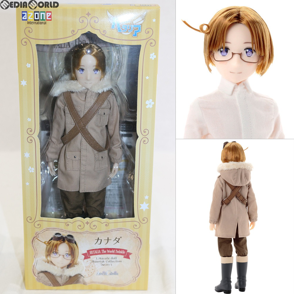 AZONE Asterisk Collection No.015 Hetalia The World Twinkle Canada 1//6 Doll EMS