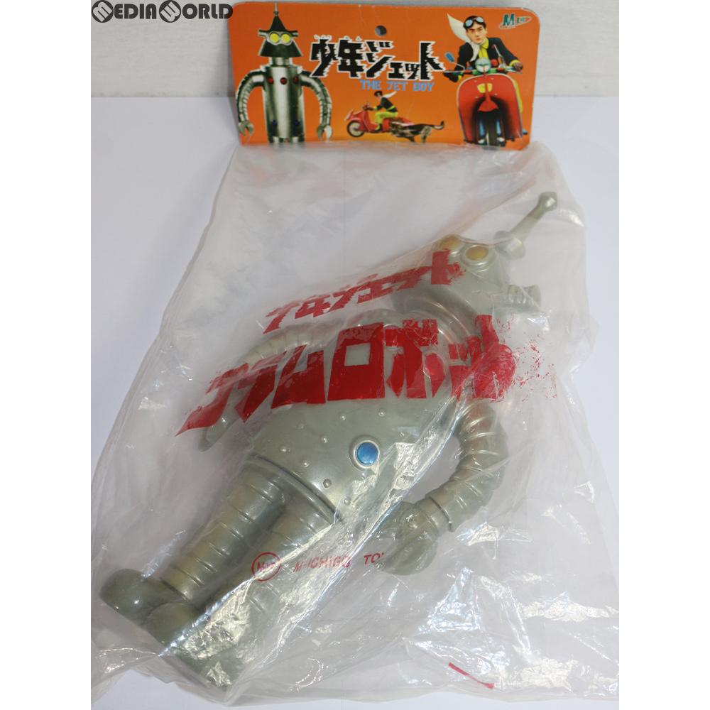 【中古】[FIG]プラムロボット 少年ジェット 完成品 ソフビフィギュア M1号(20060430)
