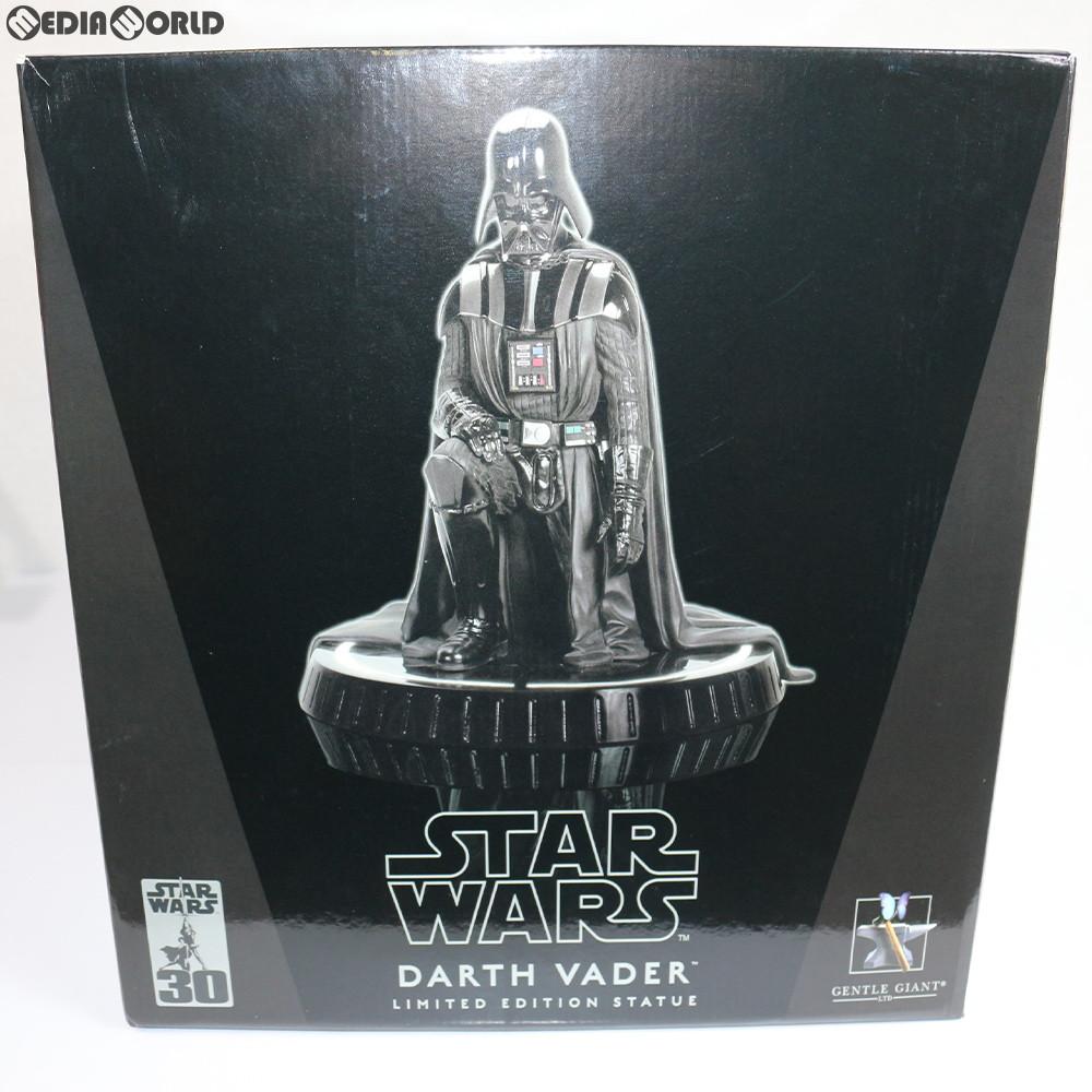 【中古】[FIG]Darth Vader(ダース・ベイダー) ESB Statue Light Up Base STAR WARS(スター・ウォーズ) エピソード5/帝国の逆襲 完成品 フィギュア ジェントル・ジャイアント(20071231)