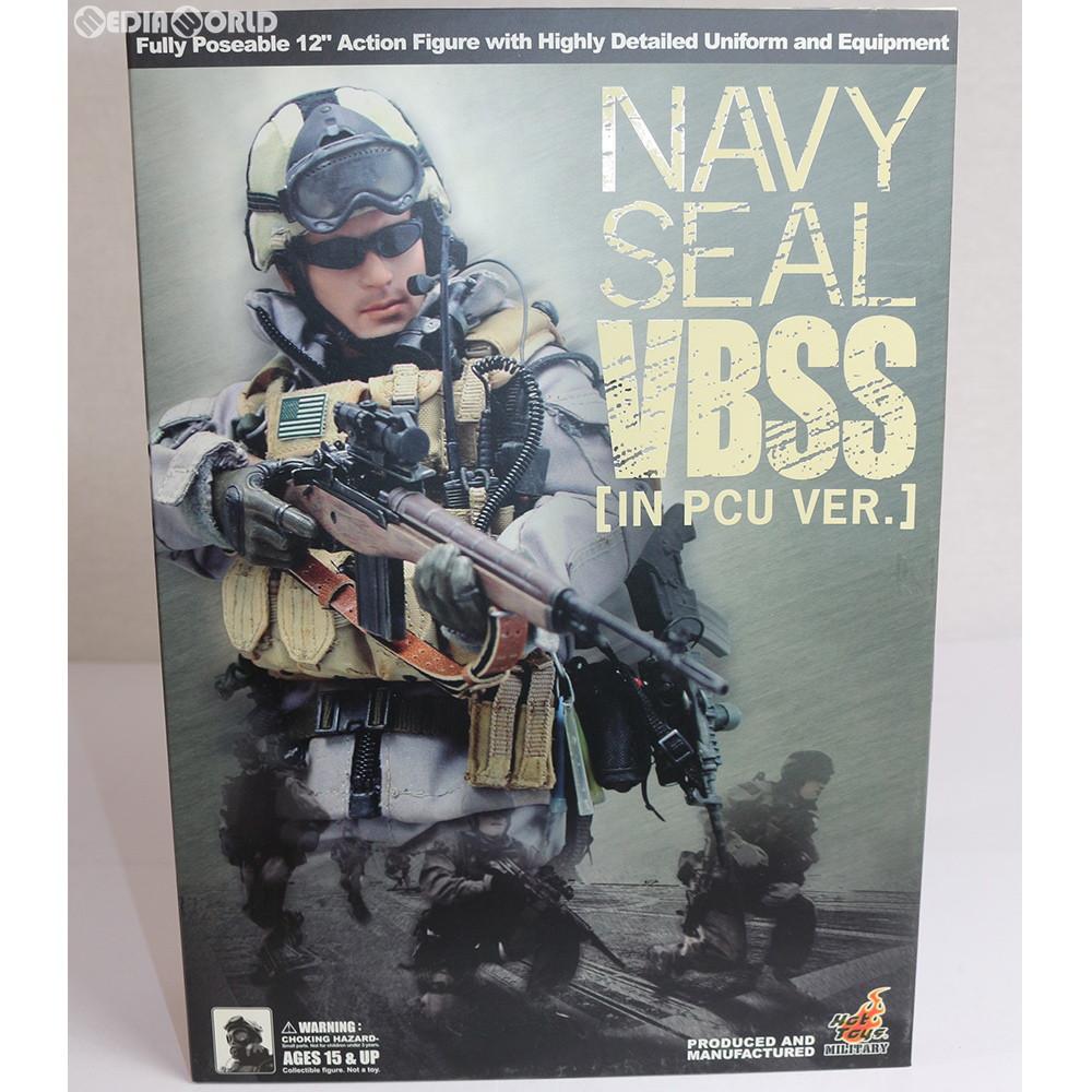 【中古】[未開封][FIG]ホットトイズ・ミリタリー Navy Seal VBSS (In PCU Version) 1/6 完成品 可動フィギュア(M/SF/070113) ホットトイズ(20070330)