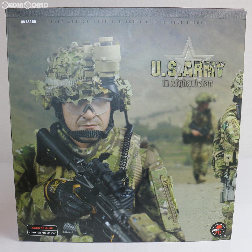 【中古】[FIG]U.S.ARMY In Afghanistan アメリカ陸軍 in アフガニスタン 1/6 アクションフィギュア(SS065) Soldier Story(ソルジャーストーリー)(20121231)