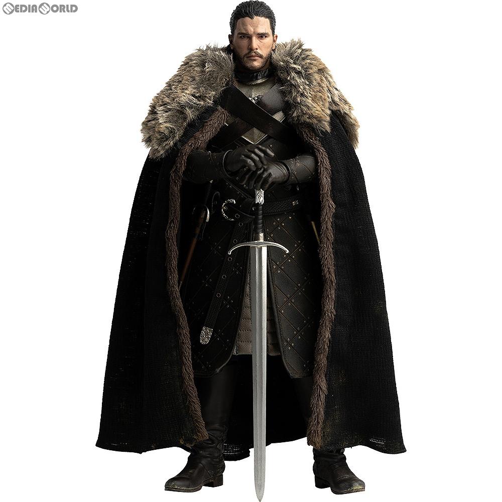 【予約安心発送】[FIG]1/6 JON SNOW(Season 8)(1/6 ジョン・スノウ(シーズン8)) Game of Thrones(ゲーム・オブ・スローンズ) 完成品 可動フィギュア threezero(スリーゼロ)(2019年11月)