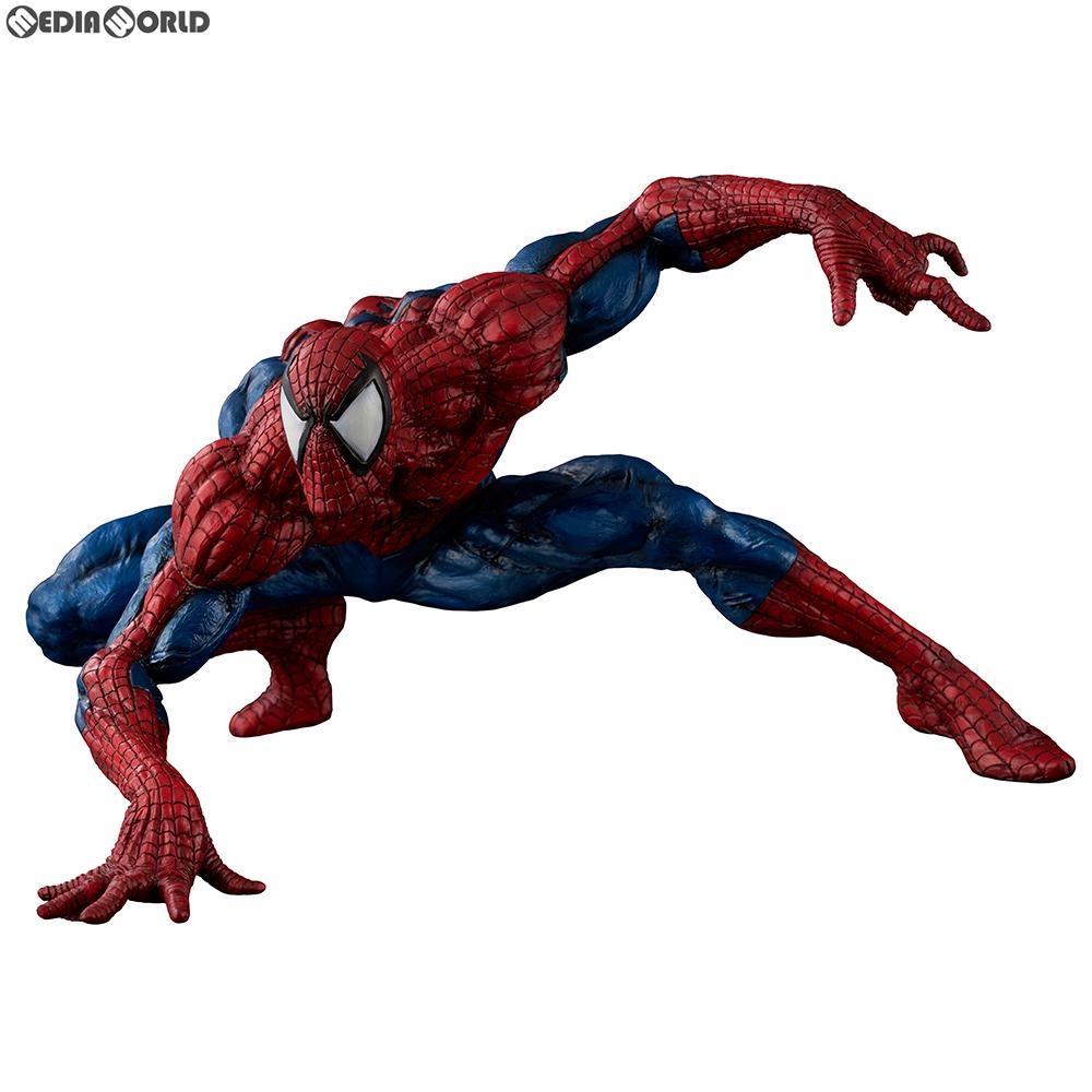【予約安心発送】[FIG]sofbinal Spider-man ソフビナル スパイダーマン 完成品 フィギュア Sentinel international/千値練(せんちねる)(2019年12月)