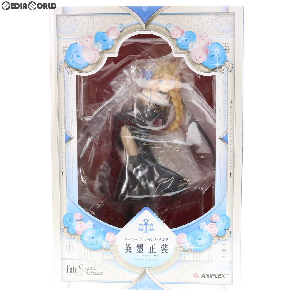 【中古】[FIG]ANIPLEX+限定 ルーラー/ジャンヌ・ダルク 英霊正装ver. Fate/Grand Order(フェイト/グランドオーダー) 1/7 完成品 フィギュア(MD18-0276001) アニプレックス(20190810)