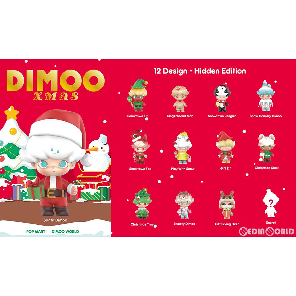 【高価値】 【新品即納 フィギュア(12個)】[BOX][FIG]DIMOO クリスマスシリーズ【新品即納】[BOX][FIG]DIMOO 完成品 フィギュア(12個) MART(ポップマート)(20191205) POP MART(ポップマート)(20191205), アイナンチョウ:832ec090 --- mediplusmedikal.com