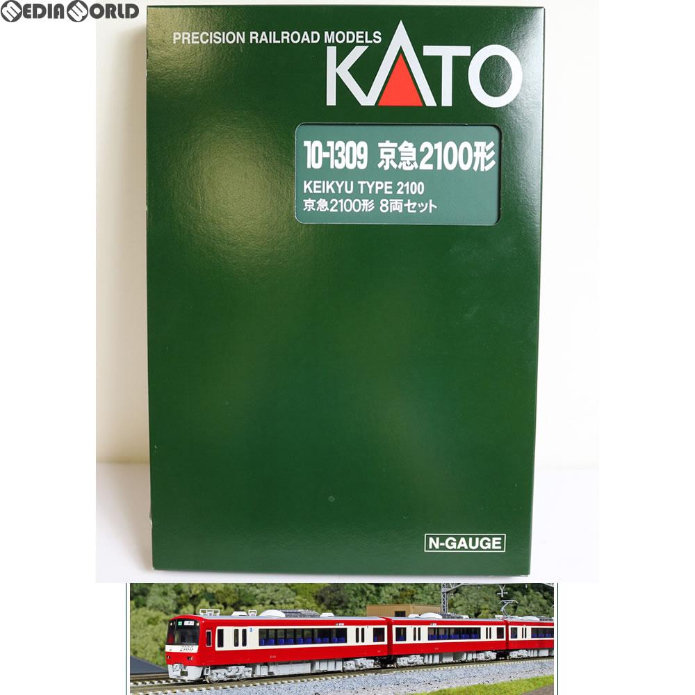 【中古】[RWM]10-1309 特別企画品 京浜急行 2100形 8両セット Nゲージ 鉄道模型 KATO(カトー)(20151227)