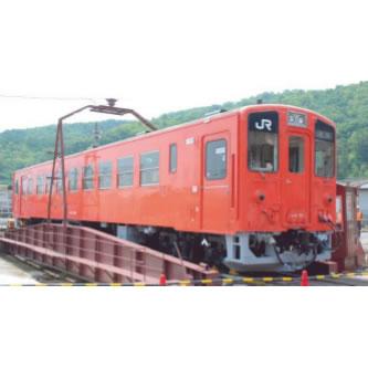 【新品即納】[RWM]A6443 キハ33・朱色 2両セット Nゲージ 鉄道模型 MICRO ACE(マイクロエース)(20161224)