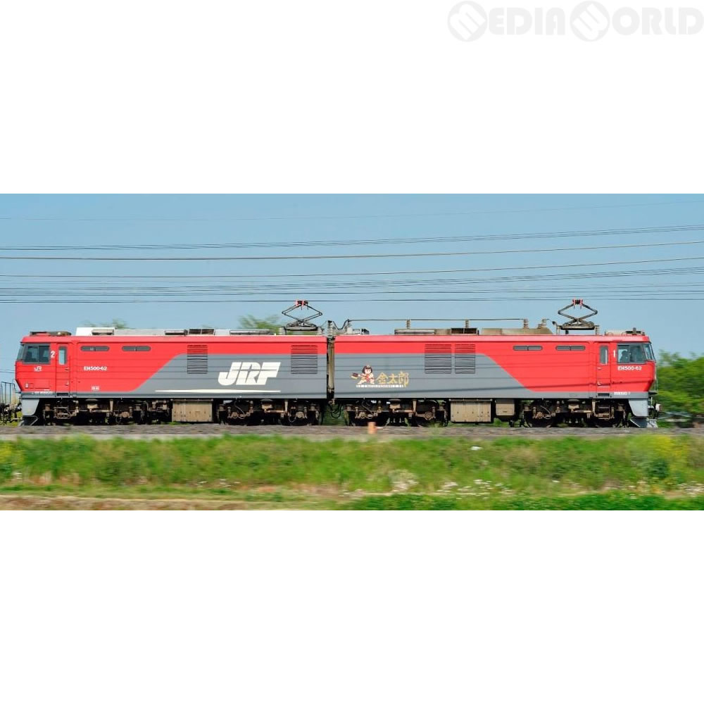 【新品即納】[RWM]HO-174 JR EH500形電気機関車(3次形・GPS付後期型・プレステージモデル) HOゲージ 鉄道模型 TOMIX(トミックス)(20161031)