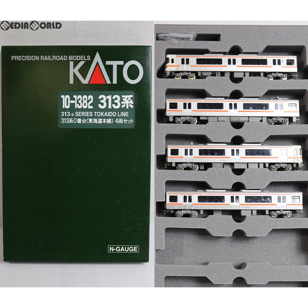 【新品】【O倉庫】[RWM]10-1382 313系 0番台(東海道本線) 4両セット Nゲージ 鉄道模型 KATO(カトー)(20161230)