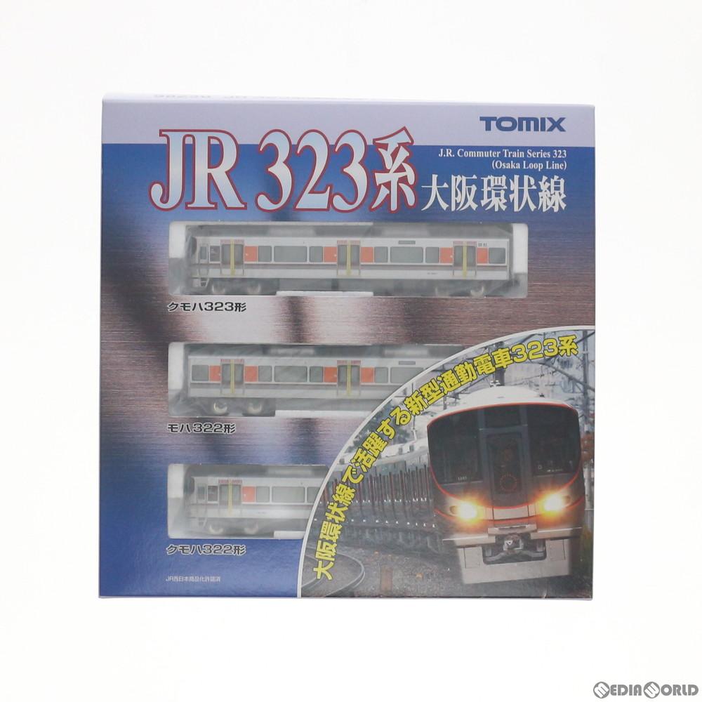 【新品】【O倉庫】[RWM]98230 JR 323系通勤電車(大阪環状線)基本セット(3両) Nゲージ 鉄道模型 TOMIX(トミックス)(20170311)