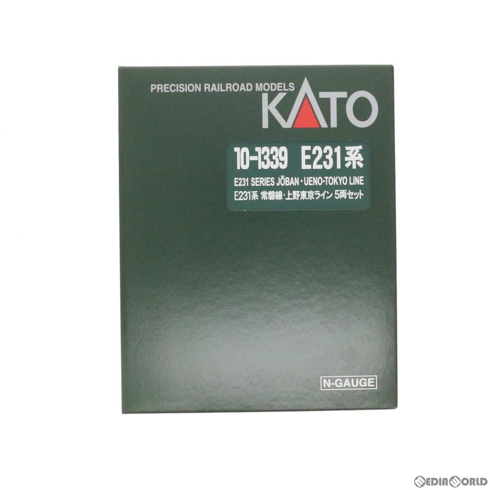 【新品】【O倉庫】[RWM]10-1339 E231系 常磐線・上野東京ライン 5両セット Nゲージ 鉄道模型 KATO(カトー)(20161202)
