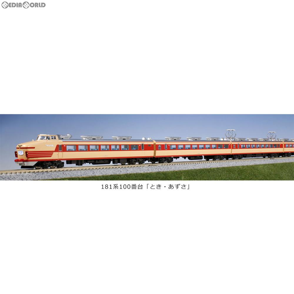 【新品】【O倉庫】[RWM](再販)10-1148 181系100番台「とき・あずさ」 6両増結セット Nゲージ 鉄道模型 KATO(カトー)(20170331)