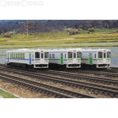 【新品即納】[RWM](再々販)30199 JRキハ150形0番代函館本線 2両編成セット(動力付き) Nゲージ 鉄道模型 GREENMAX(グリーンマックス)(20200614)