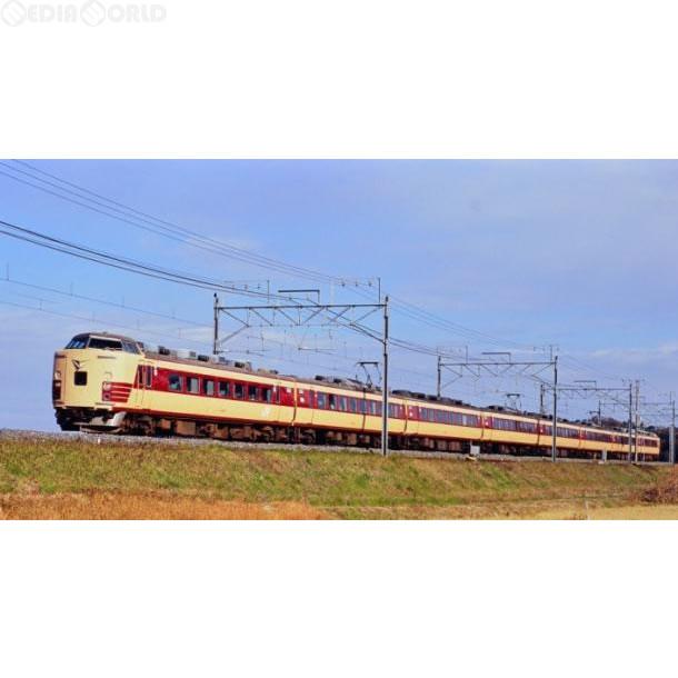 【新品】【O倉庫】[RWM]98253 JR 183系特急電車(房総特急・グレードアップ車)基本セットA(4両) Nゲージ 鉄道模型 TOMIX(トミックス)(20170602)