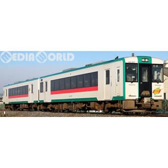 【予約安心発送】[RWM](再販)30629 JRキハ111/112形(200番代・陸羽東線) 基本2両編成セット(動力付き) Nゲージ 鉄道模型 GREENMAX(グリーンマックス)(2019年7月)