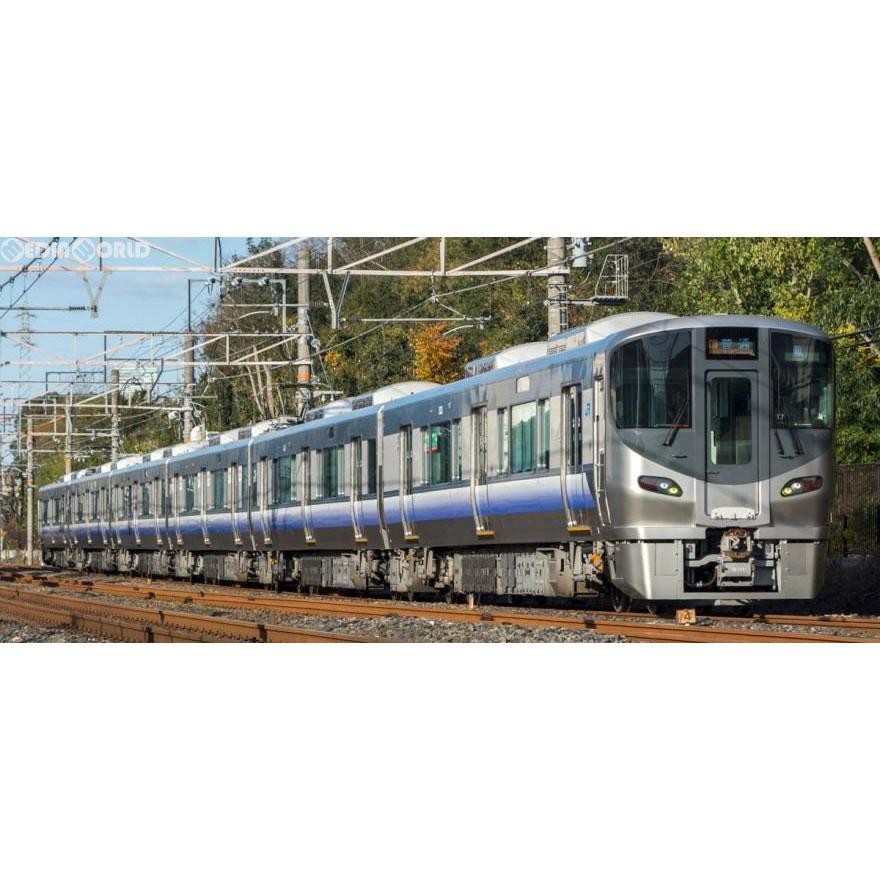 【新品】【O倉庫】[RWM]98624 JR 225-5100系近郊電車(阪和線)セット(6両) Nゲージ 鉄道模型 TOMIX(トミックス)(20170722)