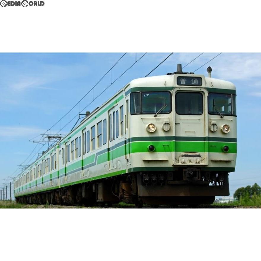 【新品】【O倉庫】[RWM]HO-9022 JR 1151000系近郊電車(新潟色・L編成)セット(4両) HOゲージ 鉄道模型 TOMIX(トミックス)(20170831)