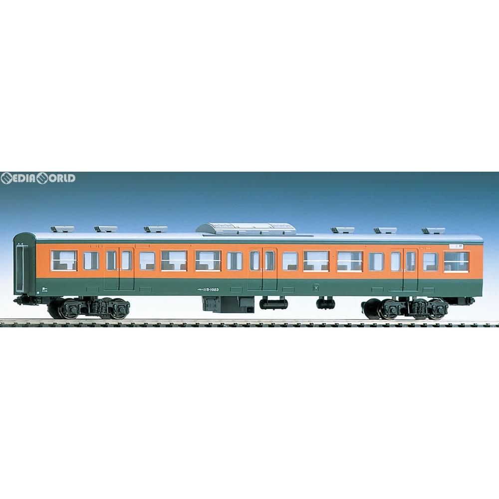 【新品】【O倉庫】[RWM]HO-384 国鉄電車 サハ115-1000形(湘南色・冷房) HOゲージ 鉄道模型 TOMIX(トミックス)(20170930)