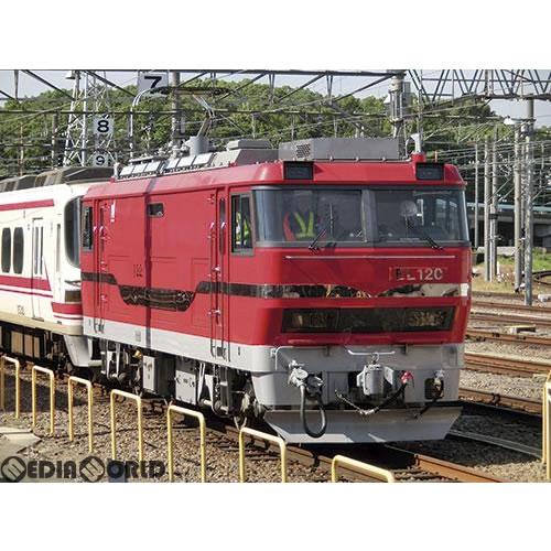 【新品即納】[RWM]30655 名鉄EL120形電気機関車 2両(M+T)セット(動力付き) Nゲージ 鉄道模型 GREENMAX(グリーンマックス)(20170929)