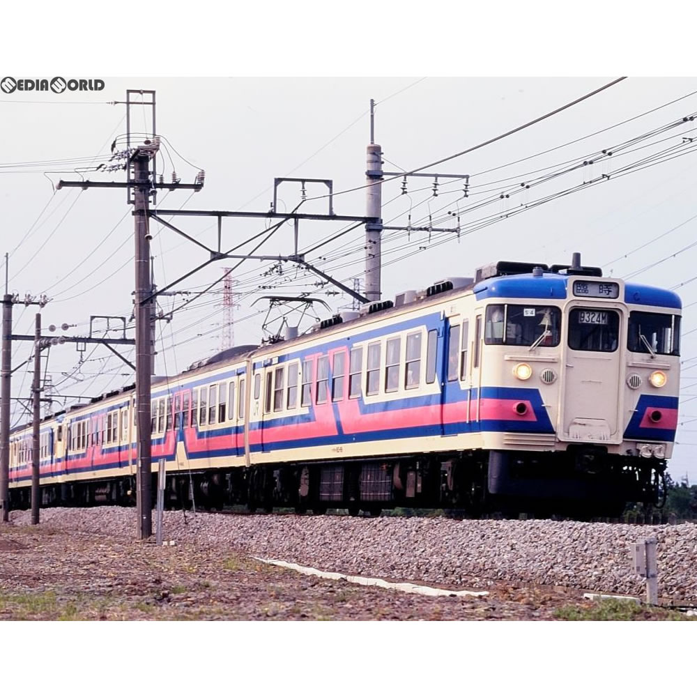 【新品】【O倉庫】[RWM]92774 JR 165系電車(モントレー・シールドビーム)セット(6両) Nゲージ 鉄道模型 TOMIX(トミックス)(20170929)