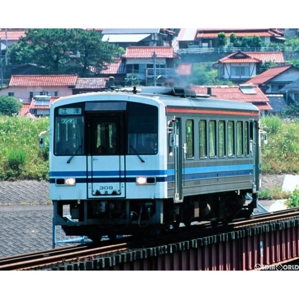 【新品】【O倉庫】[RWM](再販)98037 JR キハ120-300形ディーゼルカー(三江線)セット(2両) Nゲージ 鉄道模型 TOMIX(トミックス)(20180901)