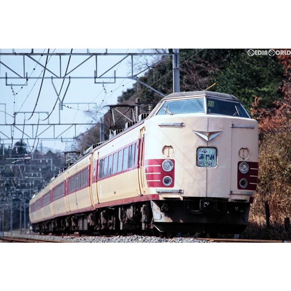 【新品即納】[RWM]92777 国鉄 183-0系特急電車(6両編成)セット(6両) Nゲージ 鉄道模型 TOMIX(トミックス)(20171201)