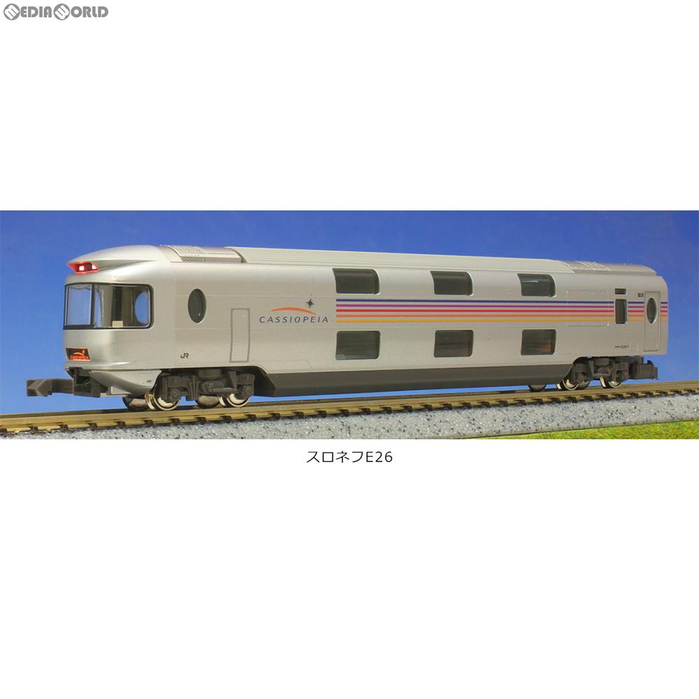 【新品】【O倉庫】[RWM](再販)10-835 カシオペア 増結セットB (6両) Nゲージ 鉄道模型 KATO(カトー)(20171202)