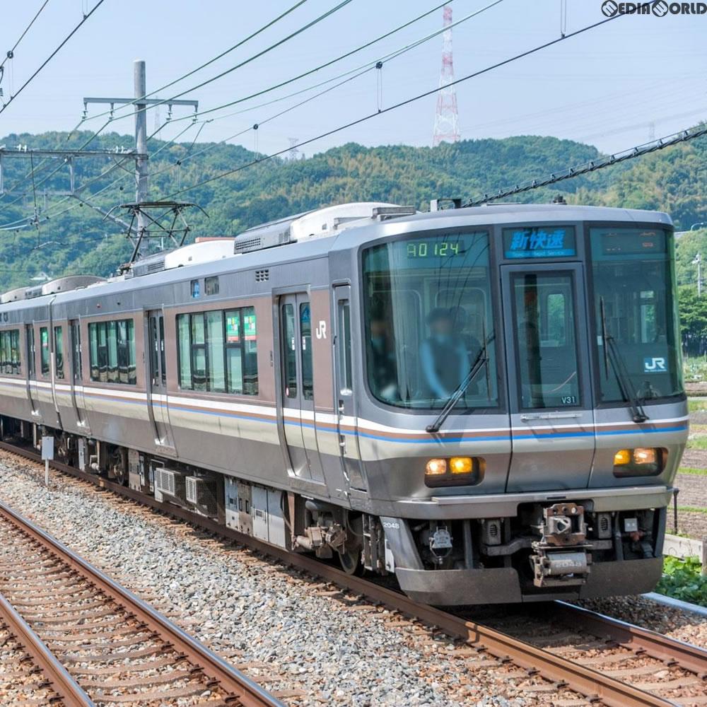 【新品】【O倉庫】[RWM]HO-9027 JR 223-2000系近郊電車 基本セットA(4両) HOゲージ 鉄道模型 TOMIX(トミックス)(20171224)