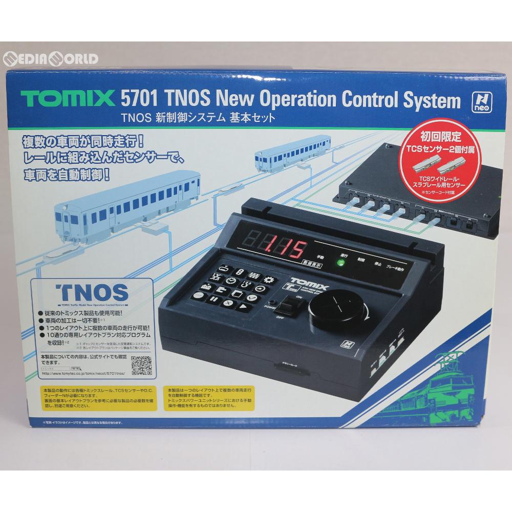【中古】[RWM]5701 TNOS新制御システム基本セット(ティーノス) Nゲージ 鉄道模型 TOMIX(トミックス)(20171028)