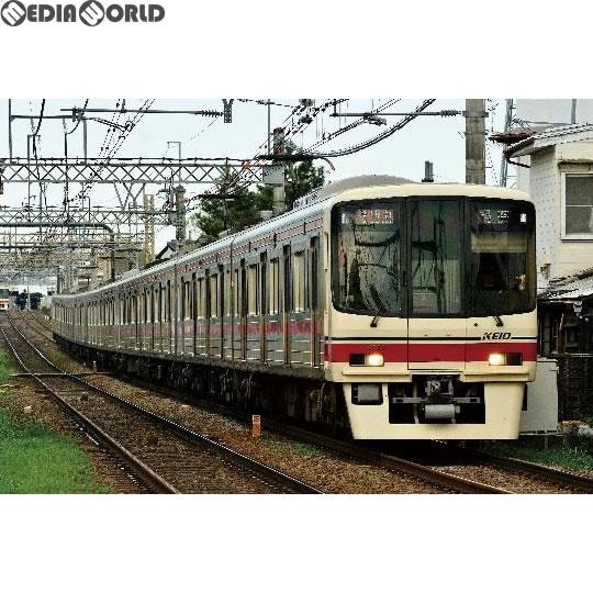 【新品即納】[RWM]30689 京王8000系(大規模改修車・8703編成)増結用中間車4両セット(動力無し) Nゲージ 鉄道模型 GREENMAX(グリーンマックス)(20171229)