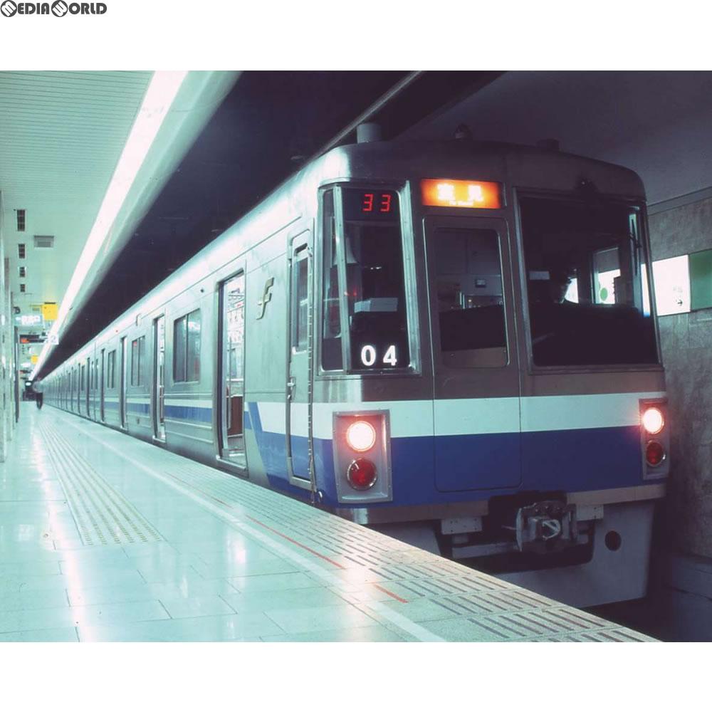 【通販激安】 【新品即納】[RWM]A7990 福岡市営1000系・1次車・登場時 6両セット Nゲージ 鉄道模型 MICRO ACE(マイクロエース)(20171224), 最安 faa69700
