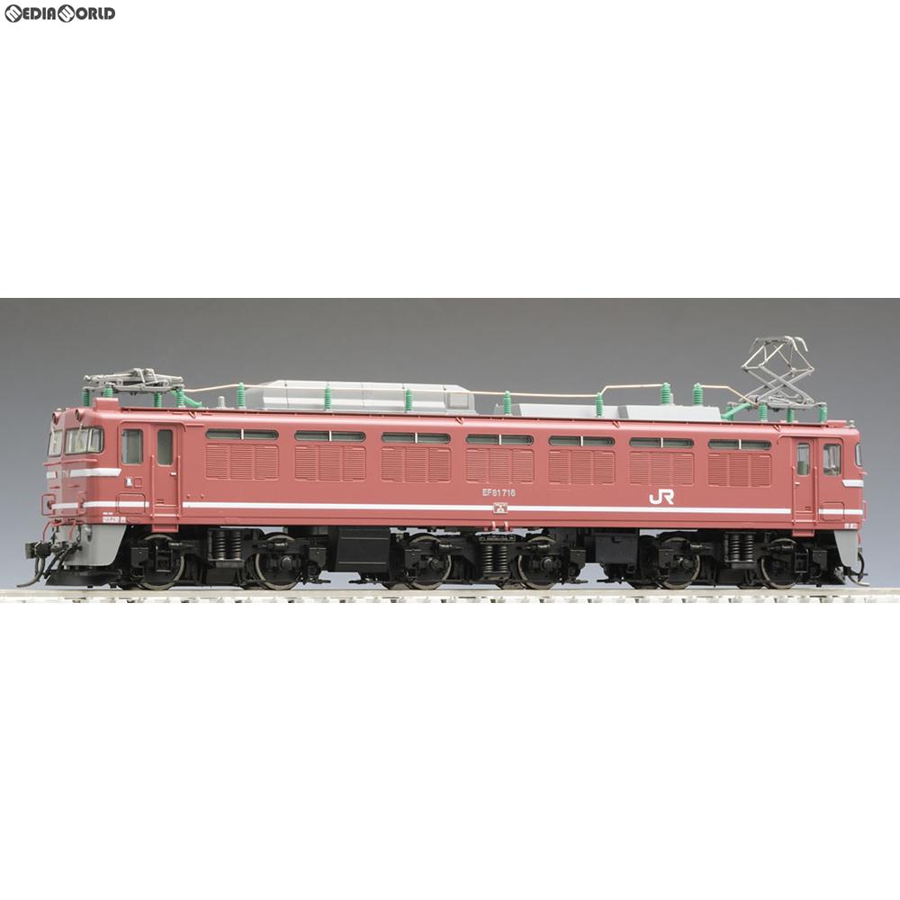【新品即納】[RWM]HO-163 JR EF81-600形電気機関車(JR貨物更新車) HOゲージ 鉄道模型 TOMIX(トミックス)(20180127)