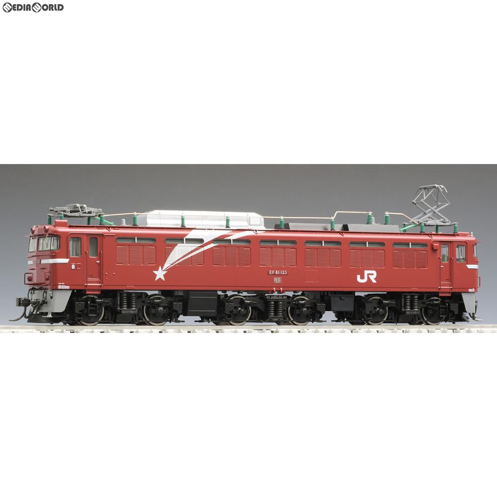 【新品】【O倉庫】[RWM]HO-169 JR EF81形電気機関車(133号機・北斗星色・プレステージモデル) HOゲージ 鉄道模型 TOMIX(トミックス)(20180127)