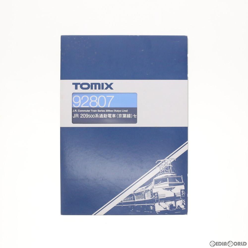 【中古】[RWM]92807 JR 209-500系通勤電車(京葉線)セット(6両) Nゲージ 鉄道模型 TOMIX(トミックス)(20090831)