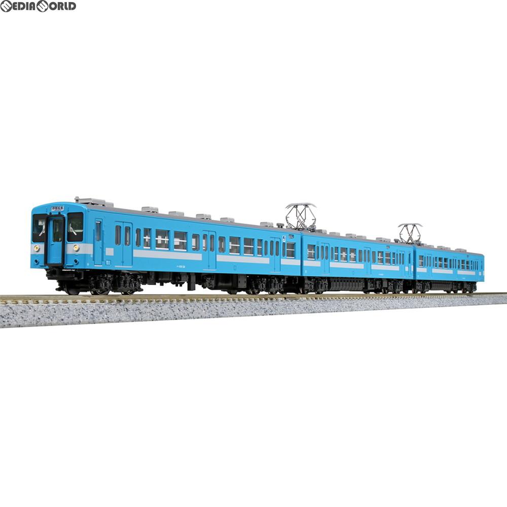 【新品】【O倉庫】[RWM]10-1487 119系 飯田線 3両セット Nゲージ 鉄道模型 KATO(カトー)(20180728)