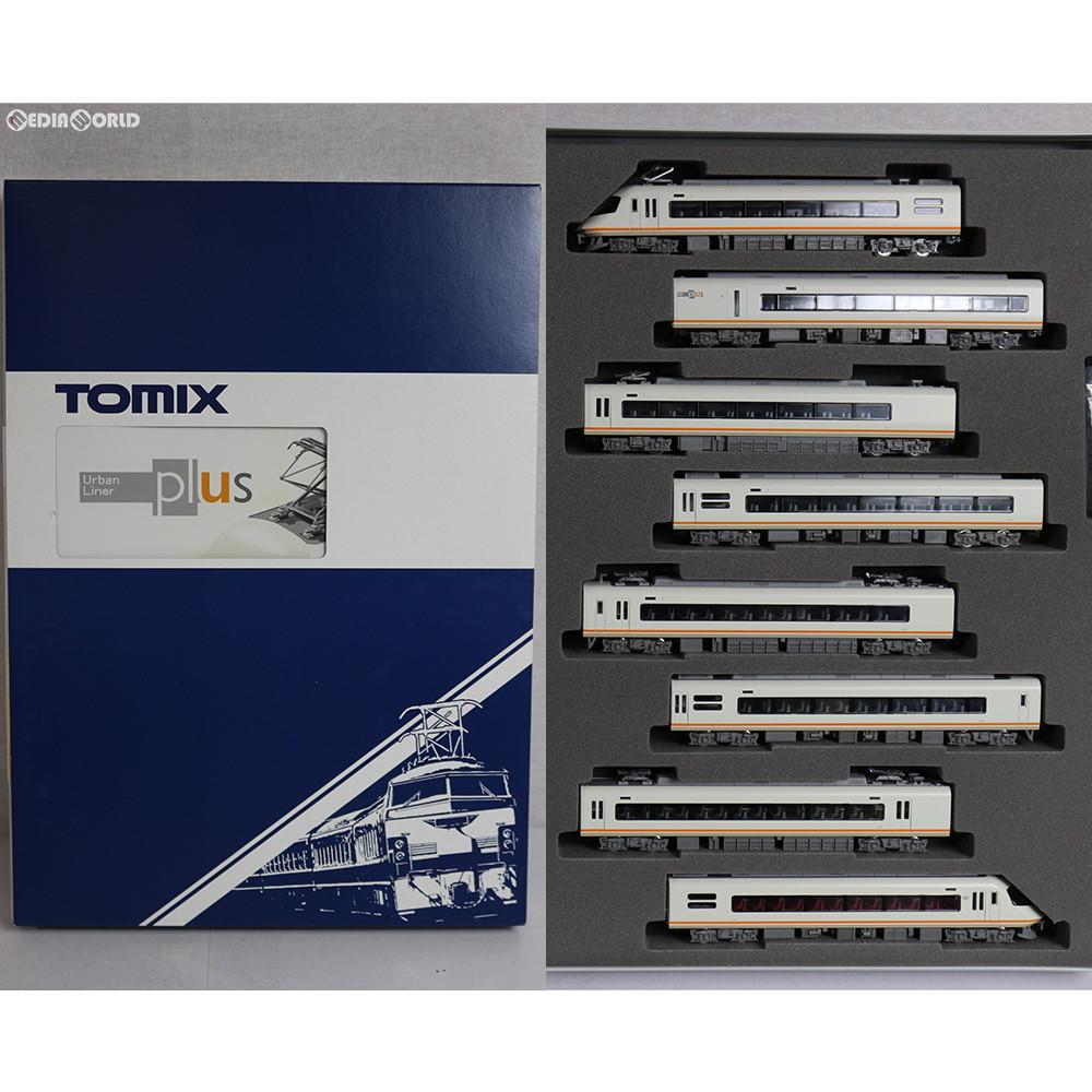 【新品】【O倉庫】[RWM]98988 限定品 近畿日本鉄道21000系アーバンライナーplusセット(8両) Nゲージ 鉄道模型 TOMIX(トミックス)(20180811)