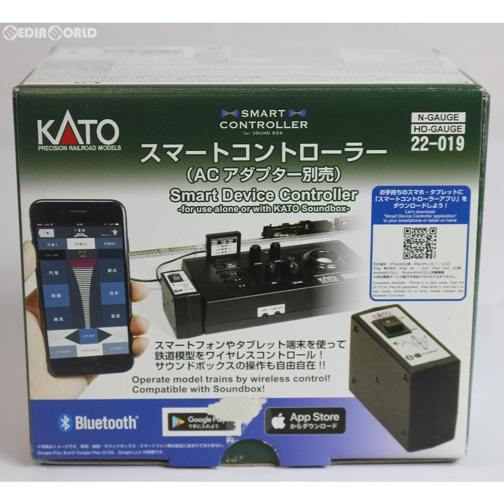 【新品】【O倉庫】[RWM]22-019 スマートコントローラー(ACアダプター別売) 鉄道模型 KATO(カトー)(20180519)