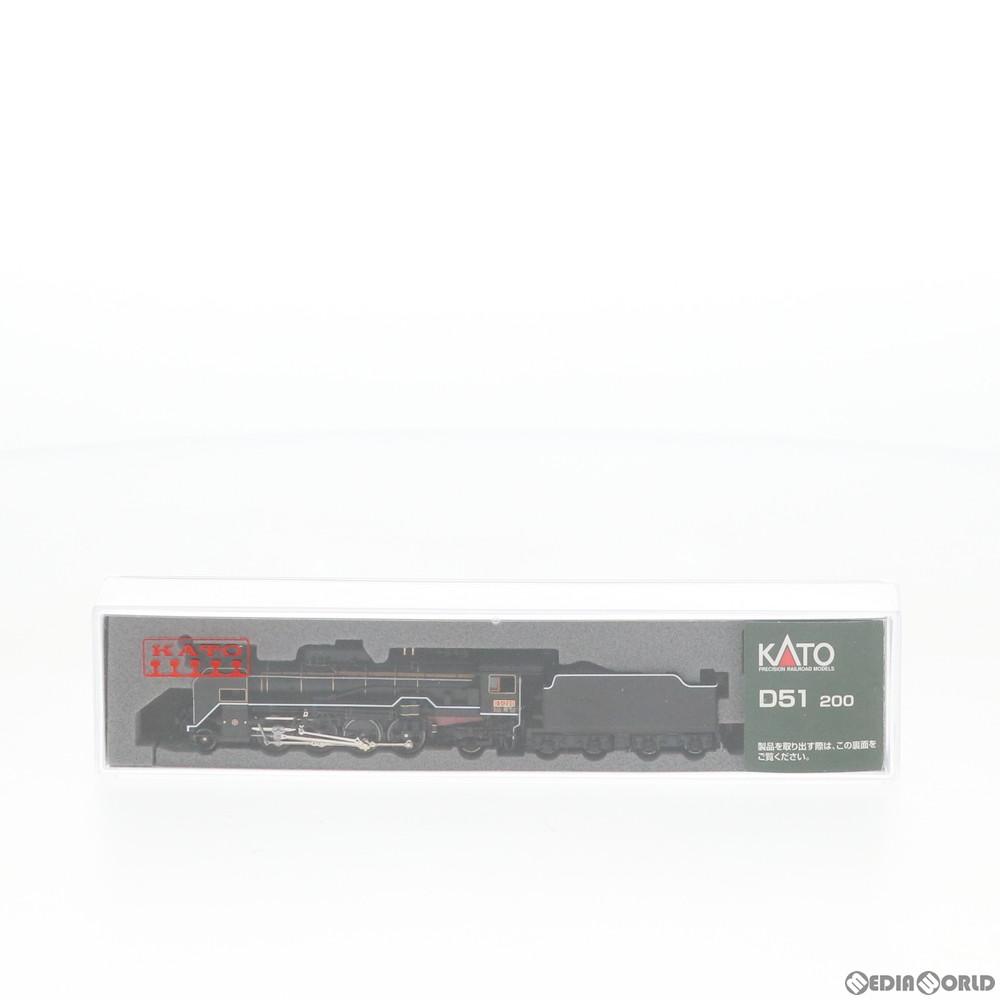 【予約安心発送】[RWM]2016-8 D51 200 Nゲージ 鉄道模型 KATO(カトー)(2018年9月)