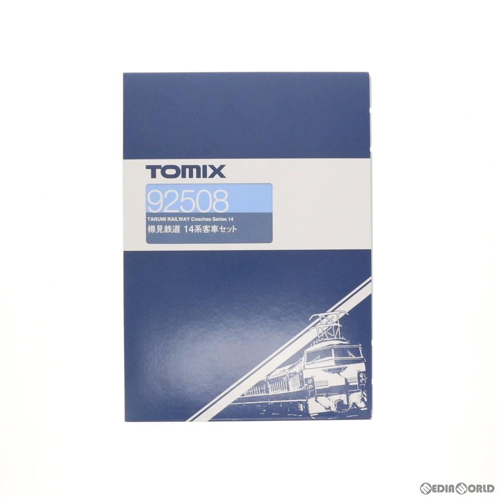 【新品】【O倉庫】[RWM]92508 樽見鉄道 14系 客車 5両セット Nゲージ 鉄道模型 TOMIX(トミックス)(20140225)