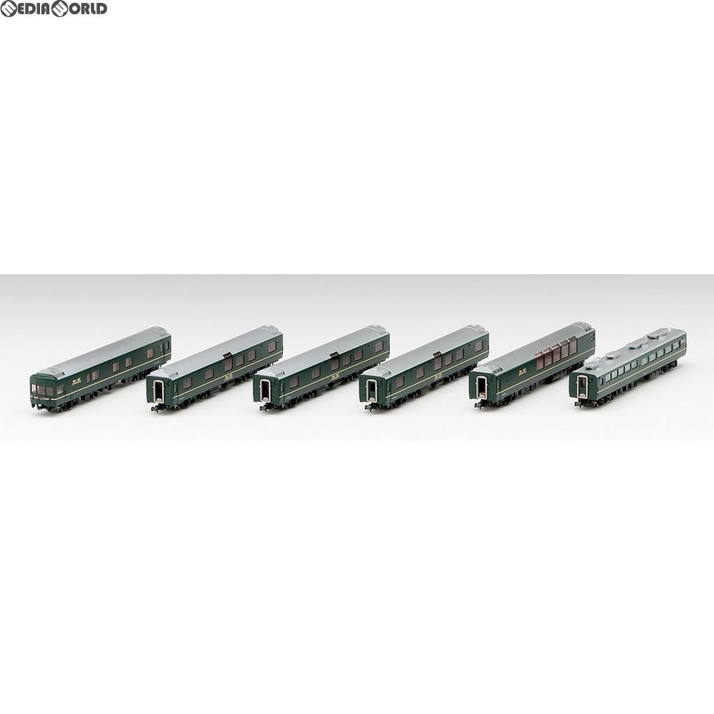 【新品】【O倉庫】[RWM]98956 限定品 JR 24系客車(特別なトワイライトエクスプレス) 増結6両セット Nゲージ 鉄道模型 TOMIX(トミックス)(20160730)