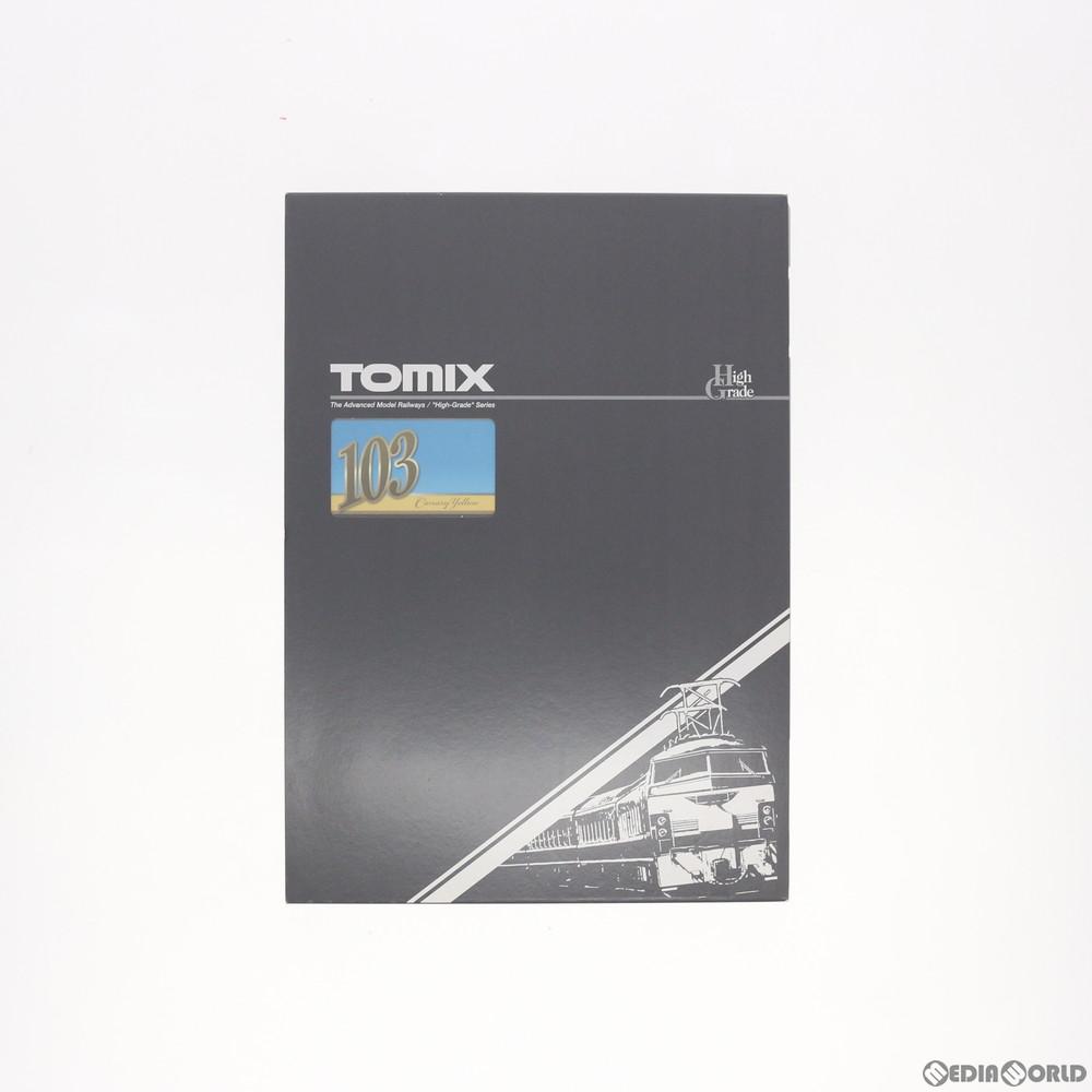 【新品】【O倉庫】[RWM]92543 国鉄 103系 通勤電車(高運転台ATC車・カナリア) 基本4両セット Nゲージ 鉄道模型 TOMIX(トミックス)(20141220)