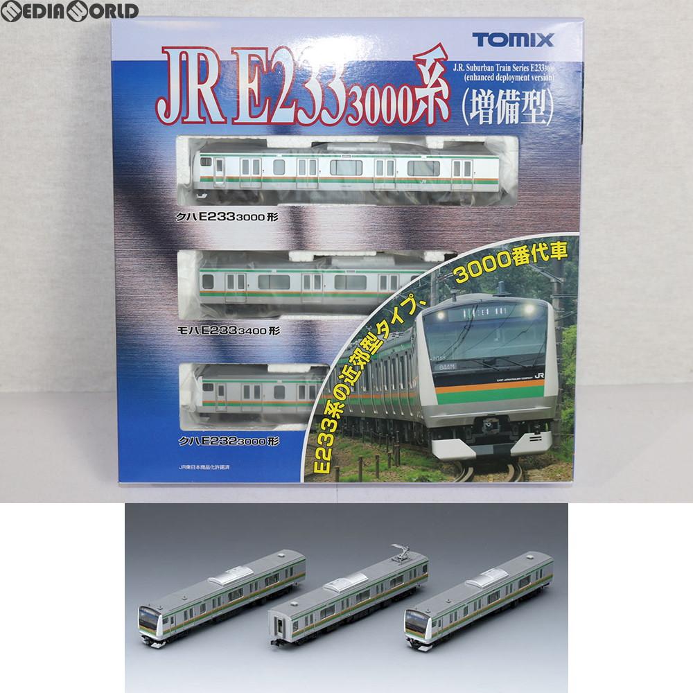 【新品】【O倉庫】[RWM]92462 JR E233-3000系近郊電車(増備型) 基本セットA(3両) Nゲージ 鉄道模型 TOMIX(トミックス)(20130430)