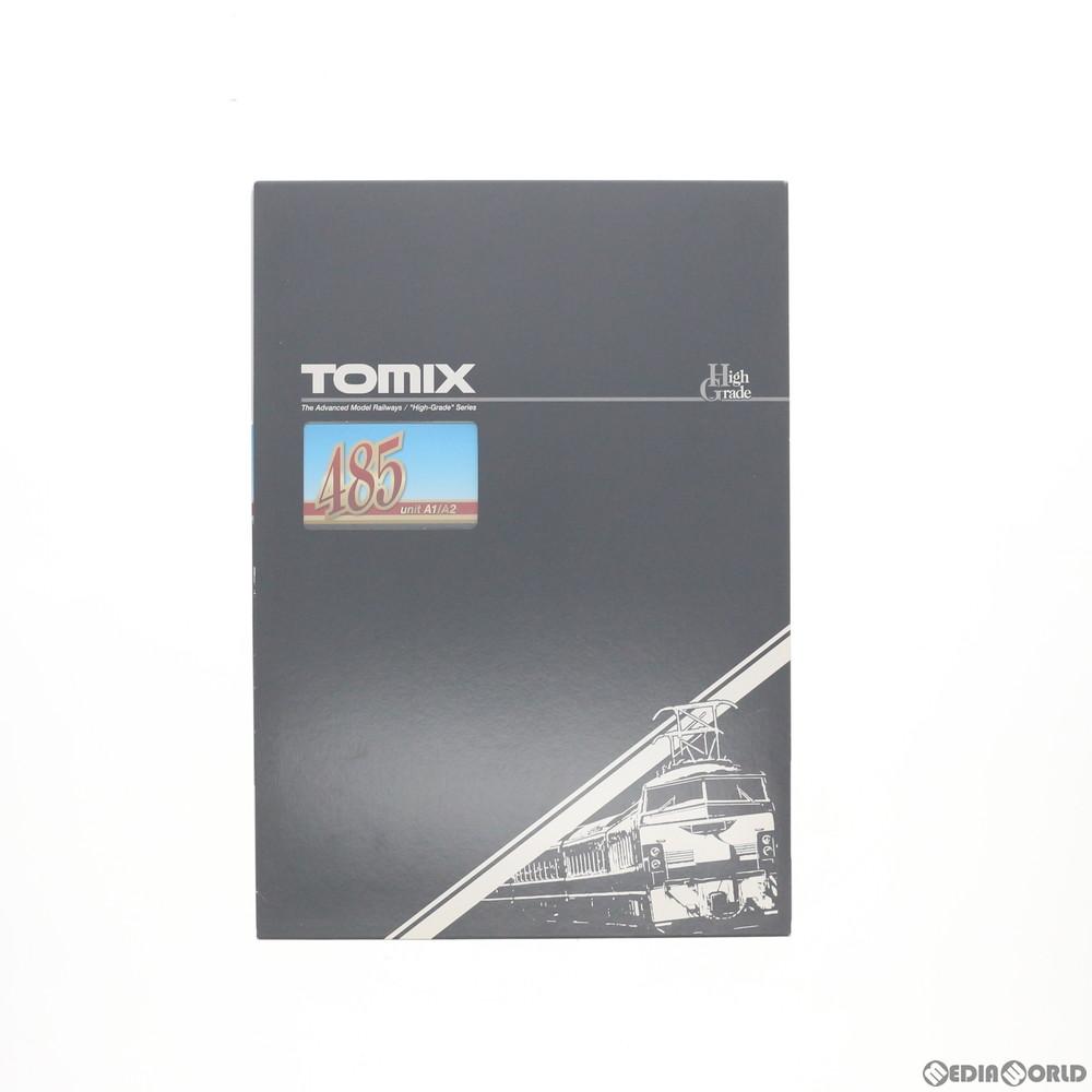 【新品】【O倉庫】[RWM]98961 限定品 JR 485系 特急電車(仙台車両センターA1・A2編成) 6両セット Nゲージ 鉄道模型 TOMIX(トミックス)(20161202)