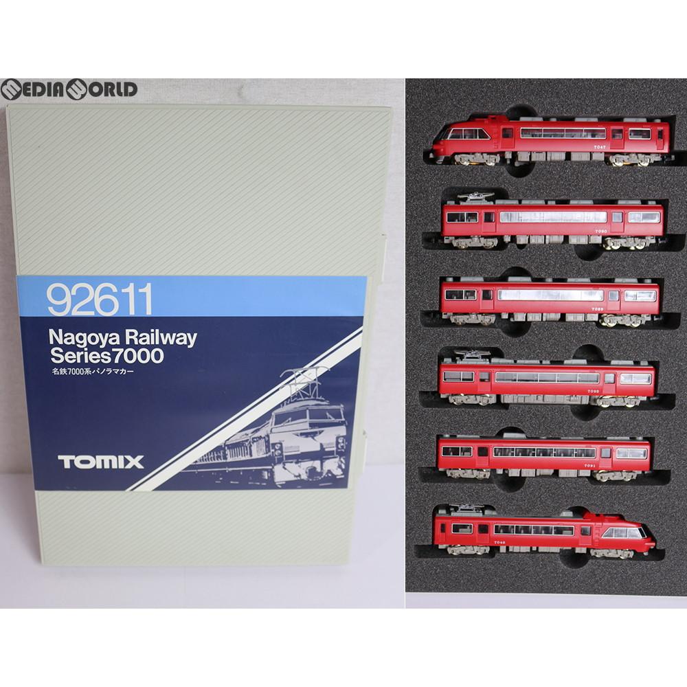 【中古】[RWM]92611 名鉄7000系パノラマカーセット(6両) Nゲージ 鉄道模型 TOMIX(トミックス)(20031130)