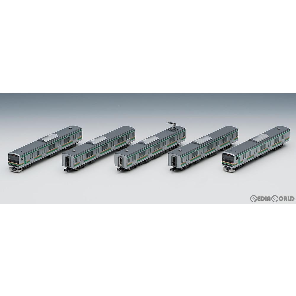 【新品】【O倉庫】[RWM](再販)92370 JR E231-1000系 近郊電車(東海道線) 基本セットB(5両) Nゲージ 鉄道模型 TOMIX(トミックス)(20191123)