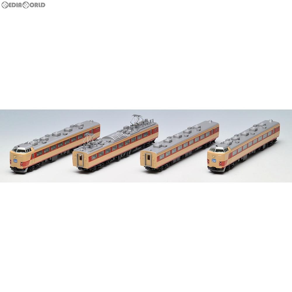 【予約安心発送】[RWM](再販)92426 国鉄 485-300系特急電車基本セット(4両) Nゲージ 鉄道模型 TOMIX(トミックス)(2019年8月)