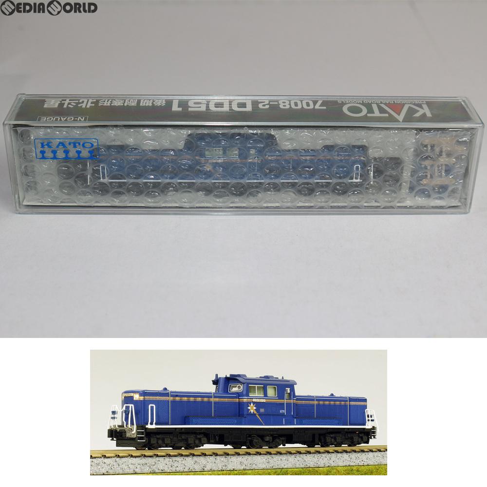 【中古】[RWM]7008-2 DD51 後期 耐寒型 北斗星 Nゲージ 鉄道模型 KATO(カトー)(20060228)