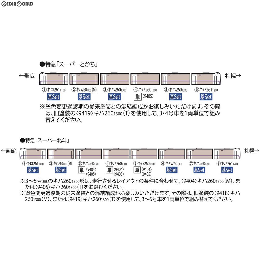 クラシック 【新品】【O倉庫】[RWM]98298 JR JR Nゲージ キハ261 1000系特急ディーゼルカー(1・2次車・新塗装)セット(5両) Nゲージ 鉄道模型 TOMIX(トミックス)(20181110), セレクト雑貨ムー:d0b86c61 --- canoncity.azurewebsites.net