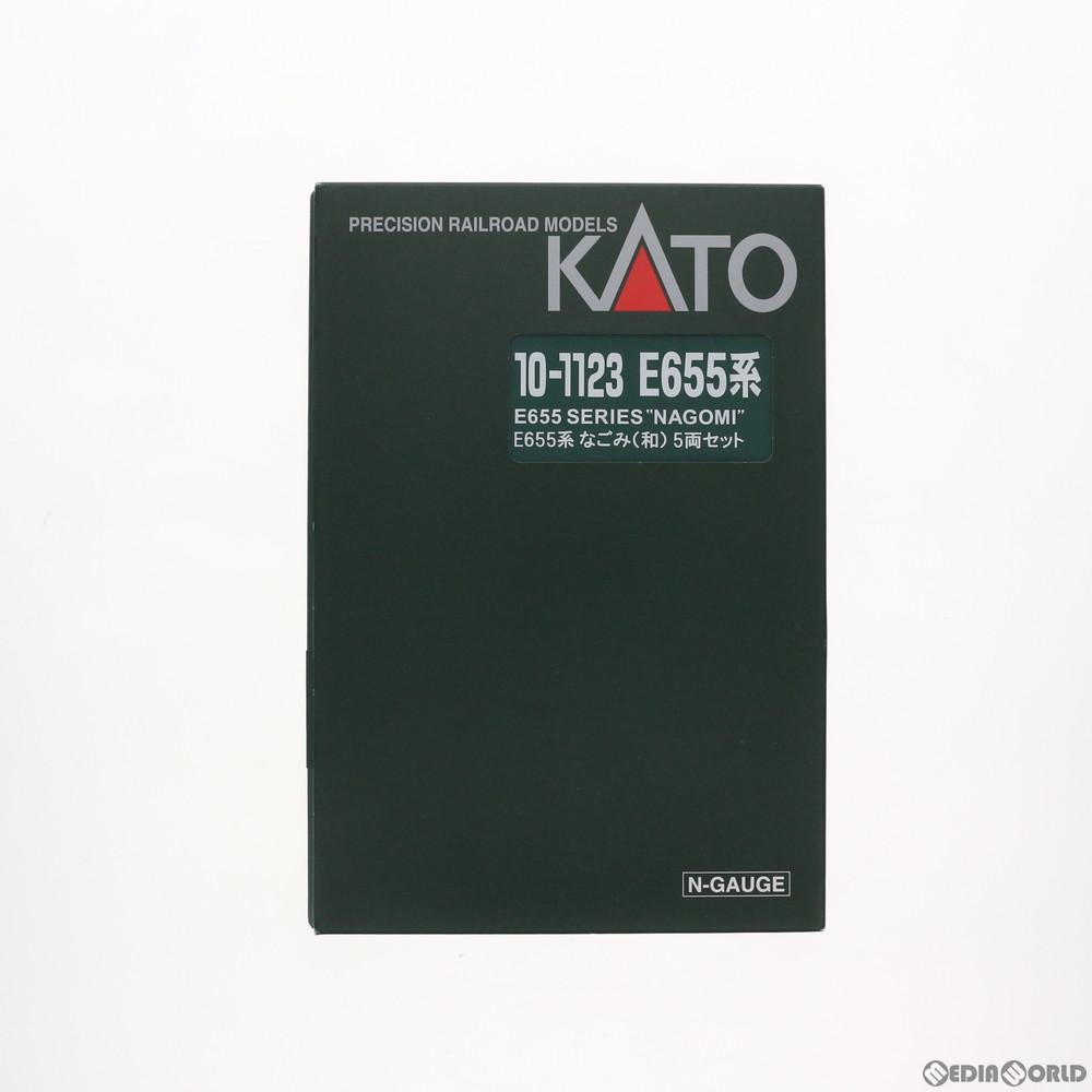 【予約安心発送】[RWM](再販)10-1123 E655系 なごみ(和) 5両セット Nゲージ 鉄道模型 KATO(カトー)(2019年11月)